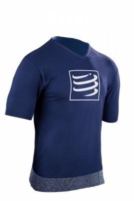 Compressport Training Tshirt - męska koszulka treningowa