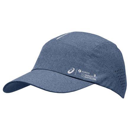 Asics Running Cap - lekka czapka do biegania z daszkiem 155010_0793
