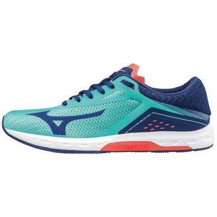 Mizuno Wave Sonic - damskie buty do biegania  J1GD173417