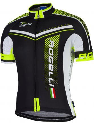 Rogelli Gara Mostro - letnia męska koszulka rowerowa 001_241