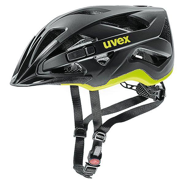 Uvex Active CC - bezpieczny miejski kask rowerowy 41042702