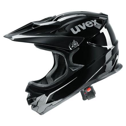 Uvex HLMT 10 bike - zjazdowy kask rowerowy 41082101