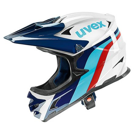 Uvex HLMT 10 bike | White Blue