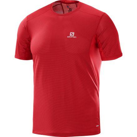 Salomon Trial Runner SS Tee - męska koszulka biegowa 400997
