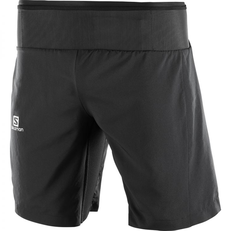 Salomon Spodenki do biegania męskie Trail Runner Short XL