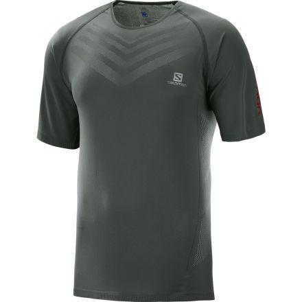 Salomon Sense Pro Tee - męska koszulka biegowa  401014