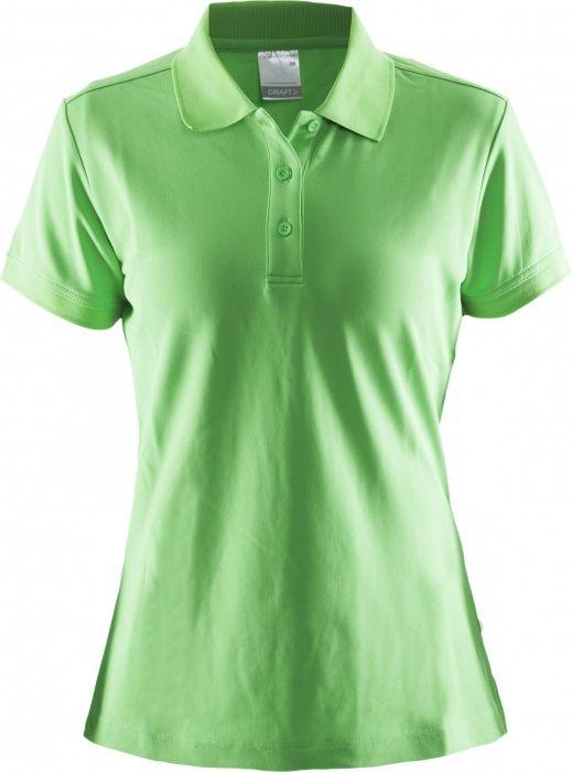 eec119982 Koszulka do biegania damska Craft Shirt Pique Classic - runsport.pl