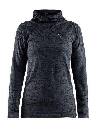 Craft Core 2.0 Hood W - damska bluza biegowa z kapturem 1905962_998000