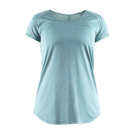 Craft Eaze SS Melange Tee W - damska koszulka biegowa  1905875_610200