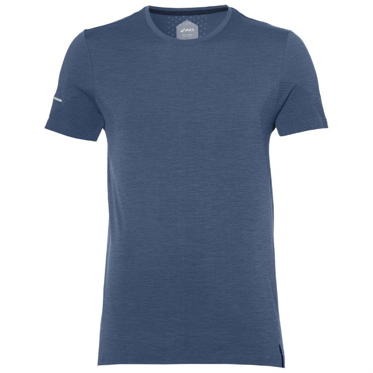 Asics Seamless SS - męska termoaktywna koszulka do biegania 154583_1273