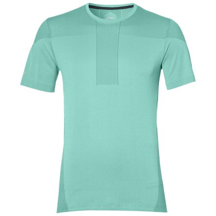 Asics Gel-Cool Seamless SS - Męska termoaktywna koszulka do biegania 154571-0498
