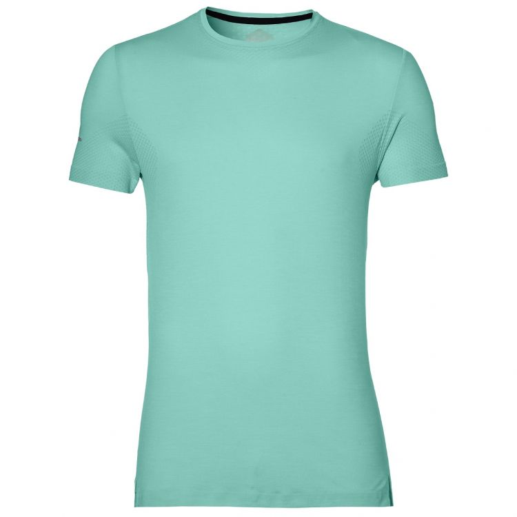 Asics Seamless SS - męska termoaktywna koszulka do biegania 154583-4118