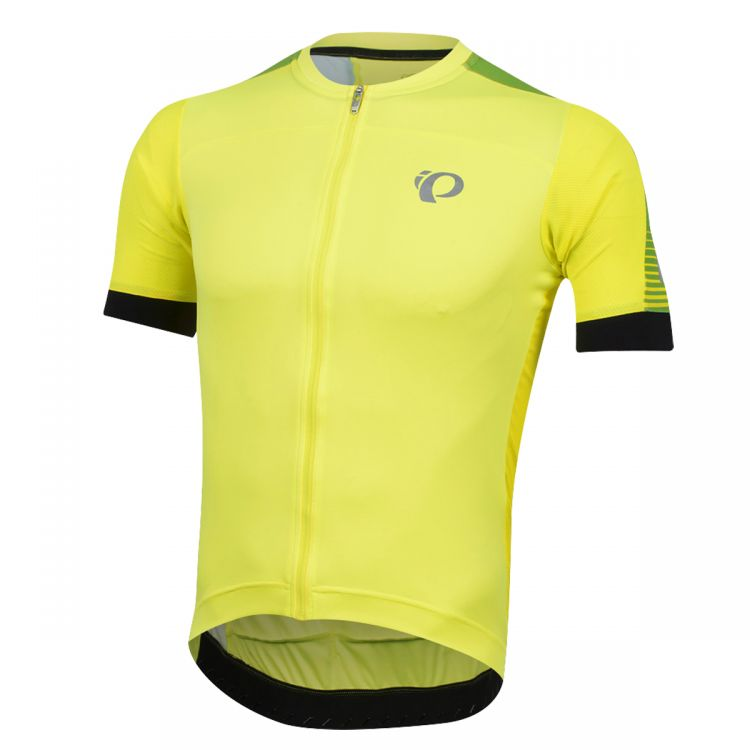 Pearl Izumi Elite Pursuit SPD Jersey | YELLOW
