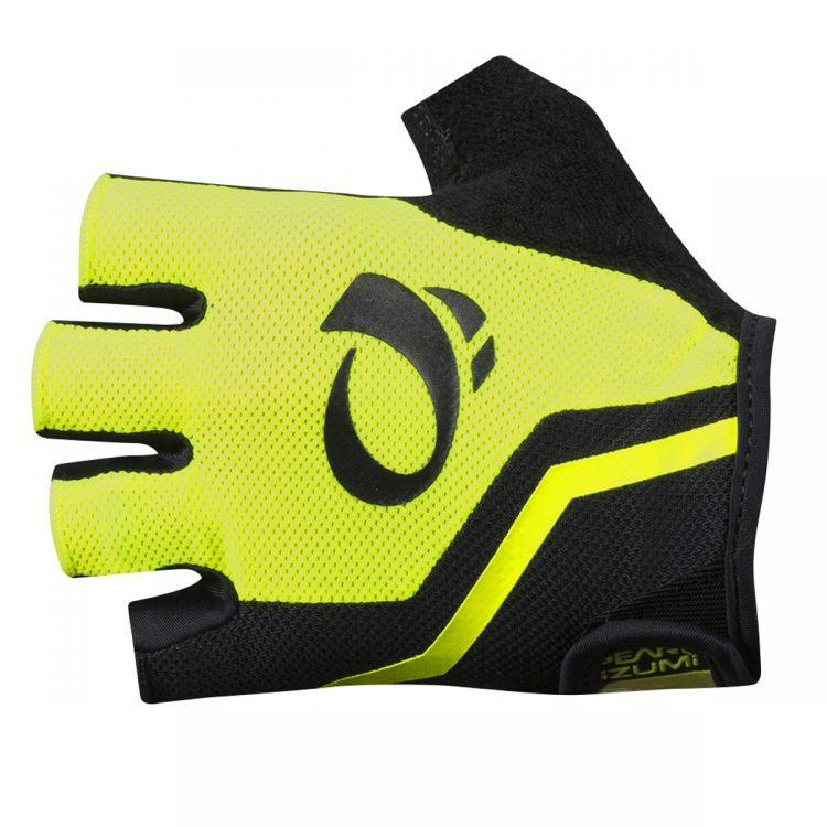 Pearl Izumi Select Glove | CZARNO-ŻÓŁTE
