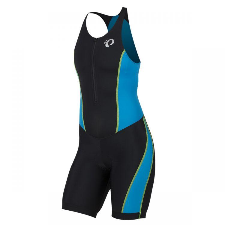 Pearl Izumi Select Pursuit Tri Suit | CZARNYNIEBIESKI Strój startowy do triathlonu