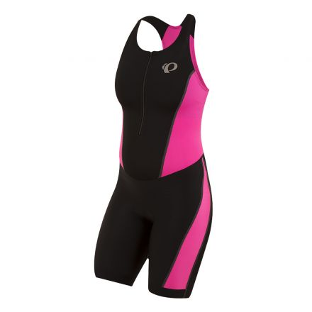 Pearl Izumi Select Pursuit Tri Suit | CZARNY/RÓŻ