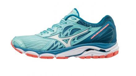Mizuno Wave Inspire 14 - damskie buty do biegania  J1GD184402