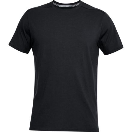 Under Armour Run Back Graphic SS - męska koszulka do biegania 1316180-001