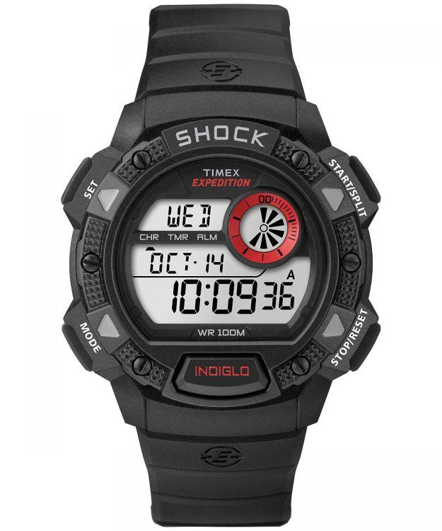 Timex Expedition Base Shock - zegarek sportowy