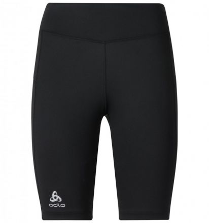 Odlo Sliq Shorts BL Bottom - damskie krótkie getry do biegania 349251