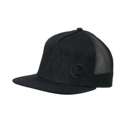 Buff Trucker Cap Summit Black - czapka z daszkiem