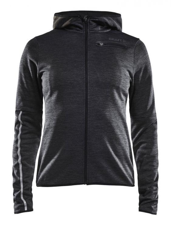Craft Eaze Jersey Hood W - damska bluza biegowa 1906033