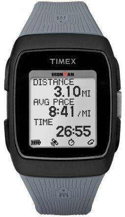 Timex Ironman® GPS - zegarek sportowy z GPS TW5M11800