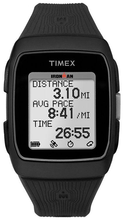 Timex Ironman® GPS - zegarek sportowy z GPS TW5M11700