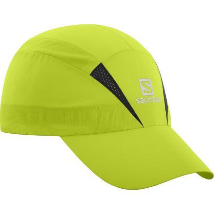 Salomon XA Cap Black - czapka z daszkiem do biegania 400483