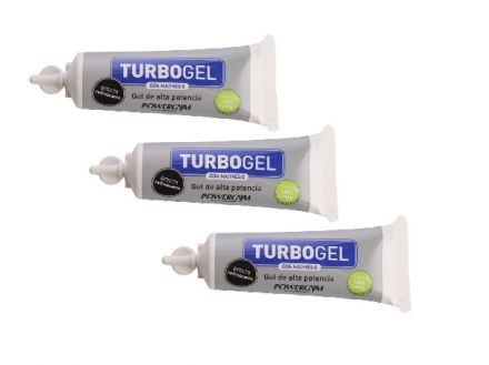 PowerGym TurboGel 3 x 23g