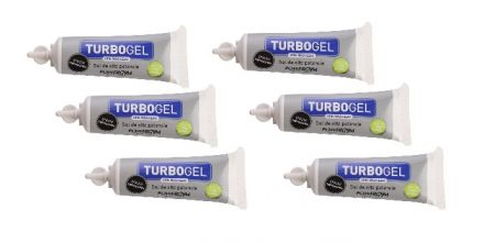 PowerGym TurboGel 6 x 23g