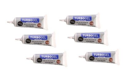 PowerGym TurboGel + Coffeine 6 X 23g