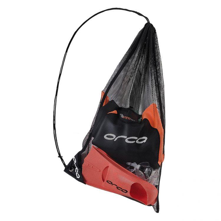 Orca Swim Traning Mesh Bag - siateczkowy worek na sprzęt pływacki