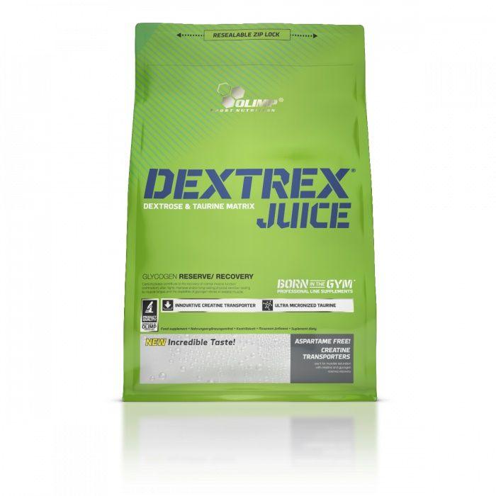 Olimp Dextrex Juice®1000g - szybko przyswajalne węglowodany proste