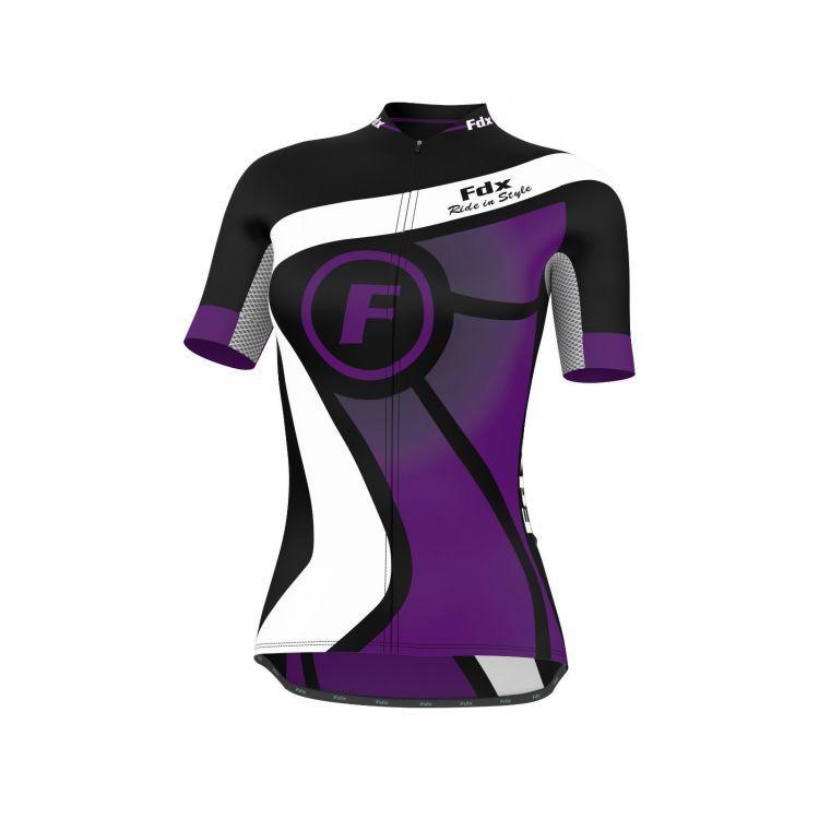 FDX Ride Style Ladies Shirt - damska koszulka rowerowa