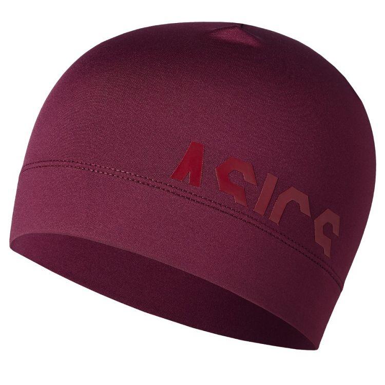 314ce9a7 Asics Logo Beanie. Utrzymuje ciepło, zapewnia komfort, czapka do biegania  ...