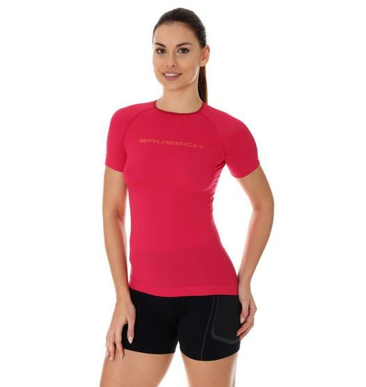 d50127d1487ae2 Koszulka do biegania damska Brubeck 3D Run Pro - runsport.pl