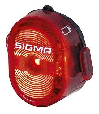 Sigma Nugget II - tylna lampka rowerowa