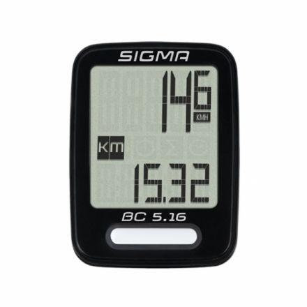 Sigma BC 5.16 - licznik rowerowy 05160
