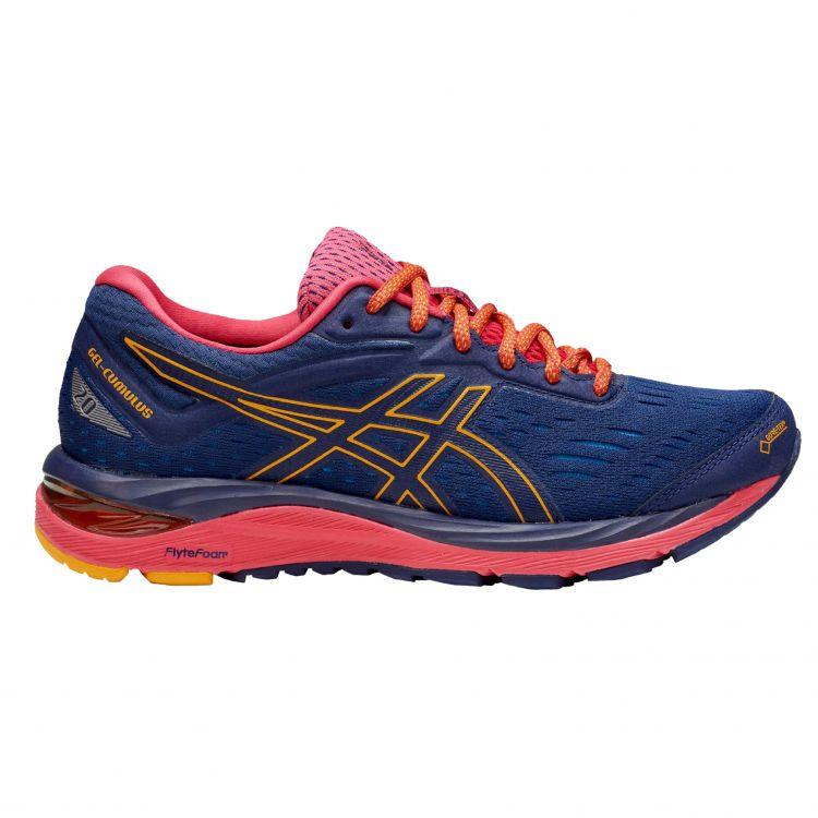 Asics Gel Cumulus 20 G-TX - damskie buty do biegania z membraną G-TX