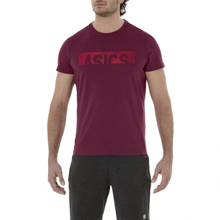 Asics Esnt diagonal SS Top - męska koszulka treningowa