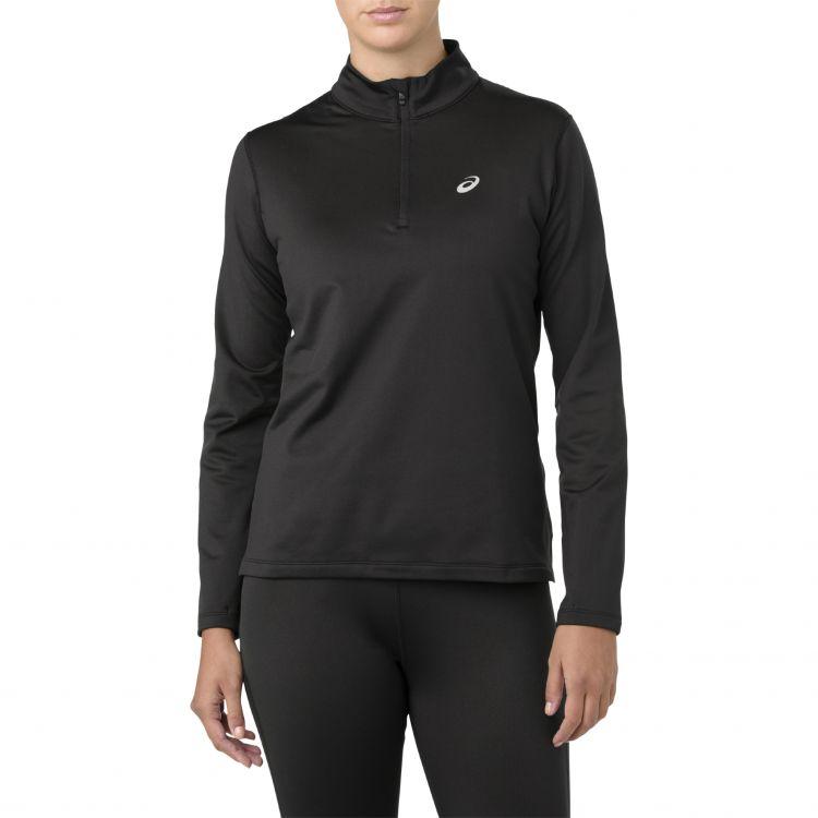 Asics Silver LS 1/2 Zip Winter Top - damska bluza do biegania