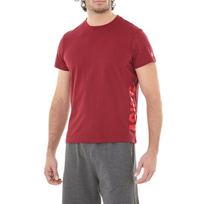Asics Esnt dbl gpx SS Top - męska koszulka treningowa 2031A352