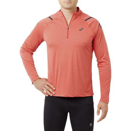 Asics ICON LS 1/2 Zip Top męska bluza do biegania 2011A257