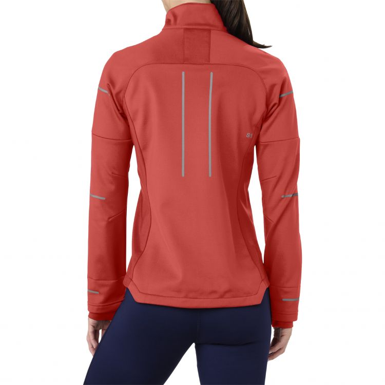 98b527e2d57ca Kurtka do biegania damska Asics Lite-Show Winter Jacket - Runshop.pl