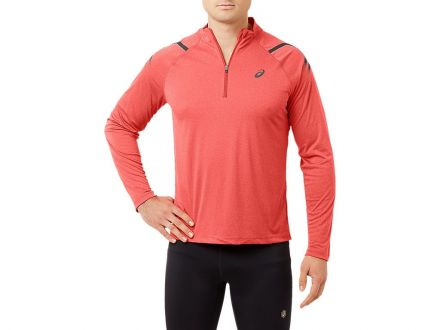 Asics ICON LS 1/2 Zip męska bluza do biegania