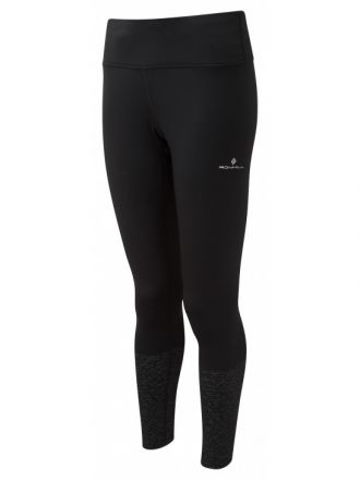 Ocieplone damskie getry do biegania Ronhill Women's Momentum Afterlight Tight