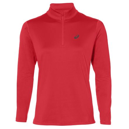 Asics Silver LS 1/2 Zip Winter Top - damska bluza do biegania 2012A034