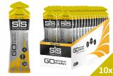 SIS GO Isotonic Gel 10x60ml - Ananas
