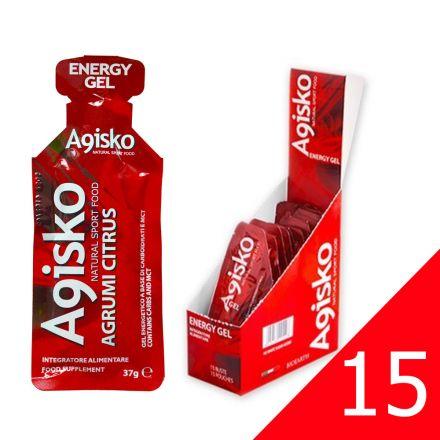 Agisko Energy Gel 15 x 37g